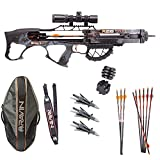 Ravin R26 Crossbow Hunter Package with Lighted Arrows, Backpack Case and More