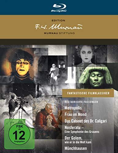 Fantastische Filmklassiker - F. W. Murnau - Edition [Blu-ray]