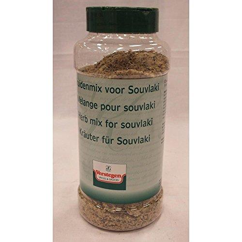 Verstegen Gewürzmischung Kruidenmix voor Souvlaki 660g Dose (Kräutermix für Souvlaki)