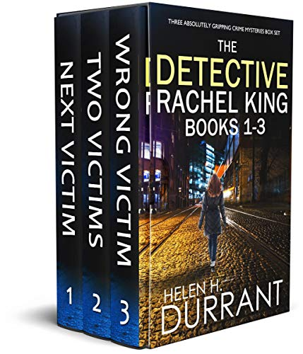 THE DETECTIVE RACHEL KING BOOKS 1–3 three absolutely gripping crime mysteries box set (TOTALLY GRIPPING CRIME THRILLER BOX SETS) (English Edition)