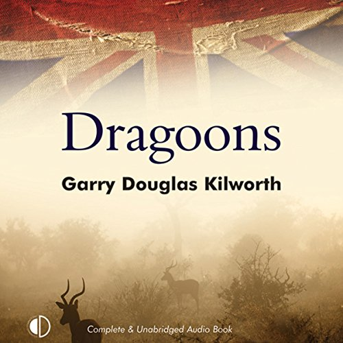 Dragoons audiobook cover art