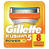 Gillette Fusion Power - Lamette per rasoi, 8 pz