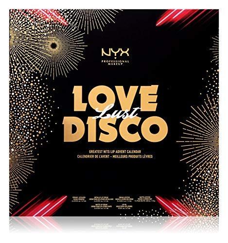 NYX Professional Makeup Calendario dell'Avvento 2019 Love Lust Disco