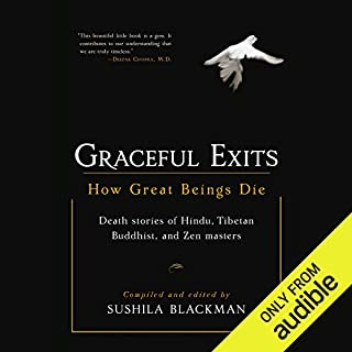 Graceful Exits audiobook cover art