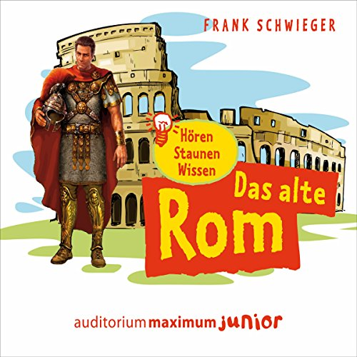 Das alte Rom audiobook cover art