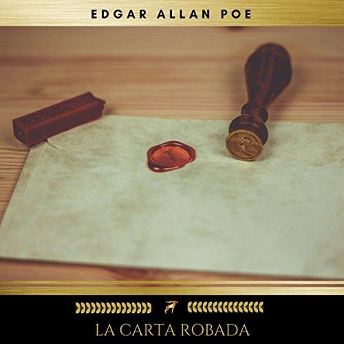 La Carta Robada audiobook cover art