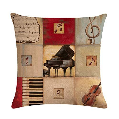 Instrumento Musical Rompecabezas Lino mi Almohada