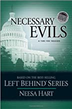 End of State: Necessary Evils: A Time for Treason (Left Behind Political)