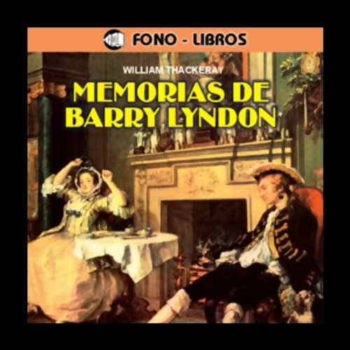 Memorias de Barry Lyndon [The Memoirs of Barry Lyndon] cover art