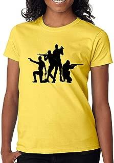 DanielDavis Gamer Fan Full Squad Team Custom Made Women's T-Shirt
