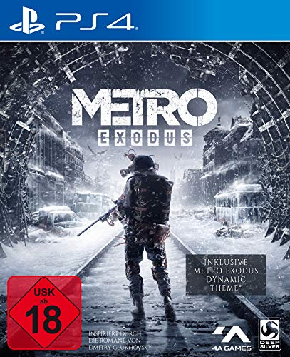 Metro Exodus Day One Edition [PlayStation 4]