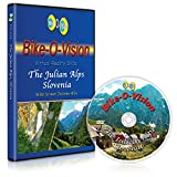 Bike-O-Vision - Virtual Cycling Adventure - The Julian Alps, Slovenia - Perfect for Indoor Cycling and Treadmill Workouts - Cardio Fitness Scenery Video (Widescreen DVD #34)