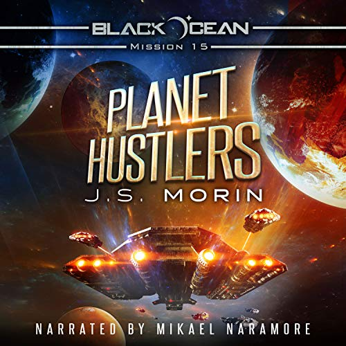 Couverture de Planet Hustlers