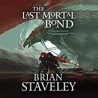 The Last Mortal Bond audiobook cover art