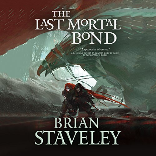 Page de couverture de The Last Mortal Bond