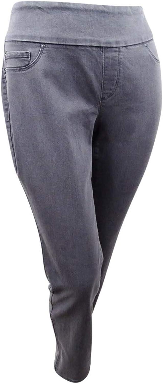 Charter Club Plus Size Cambridge PullOn Jeans