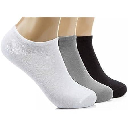 12 Pairs Mens Sport Performance Trainer Low cut Socks - Size 6-11