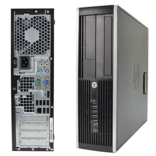 PC Computer Desktop HP Compaq 6200