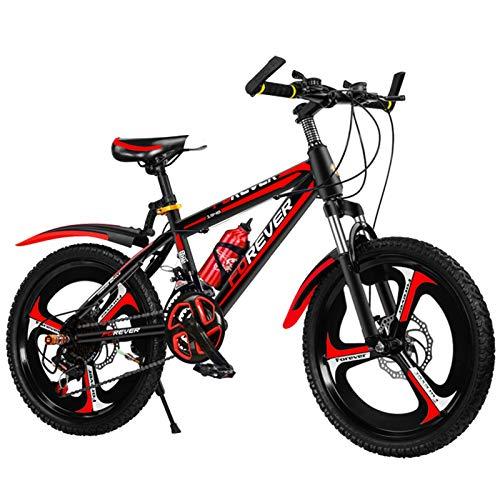 FUFU Bicicleta For Niños De 20 Pulgadas, Adecuado For Niños Y Niñas...