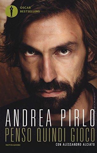 Il libro di Andrea Pirlo: il pensiero del 'Maestro'