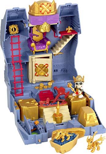 Treasure X - La Tumba del Tesoro, para Niños y Niñas a Partir de 5 Años, Multicolor (Famosa 700015407)