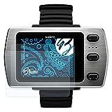 Bruni Schutzfolie kompatibel mit Suunto Eon Steel Folie, glasklare Bildschirmschutzfolie (2X)