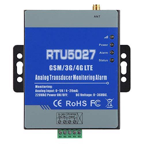 Alerta Gsm, Monitoreo Gsm, Cp y Rtu sobre Protocolo Tcp Ac encendido/apagado para monitoreo de temperatura en la nube(Estándar europeo (100-240v))