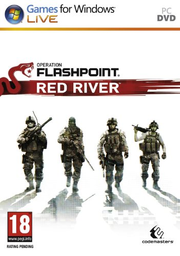 Operation Flashpoint: Red River [PEGI] [Edizione: germania]