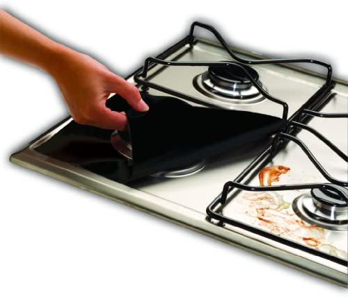 Top 10 Best gas stove burner covers rectangular Reviews