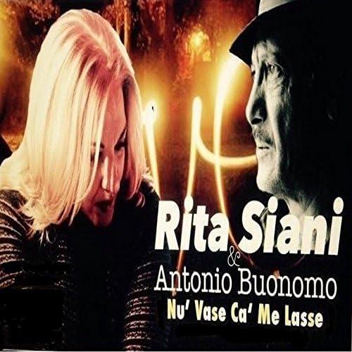 Rita Siani, Antonio Buonomo