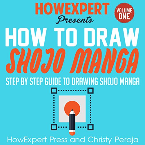 How to Draw Shojo Manga cover art