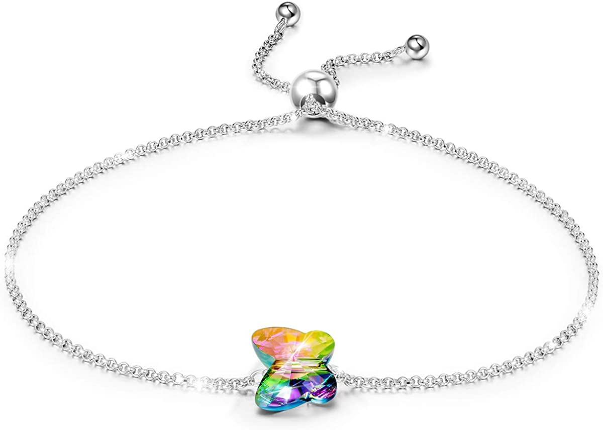 LADY COLOUR Jewelry Gifts for Wish Butterfly Mom Ranking TOP2 Secret Max 76% OFF Designe