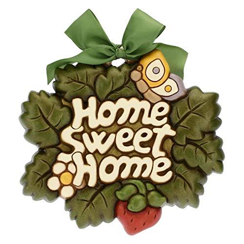THUN - Formella Grande Sagomata Home Sweet Home