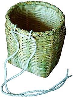 竹万能腰籠 φ25×高さ28cm