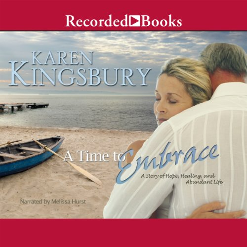 A Time to Embrace audiobook cover art