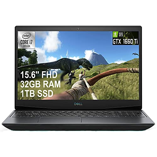 Dell Flagship G5 15 Gaming Laptop 15.6