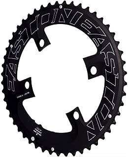 Easton, 4 Bolt, 50T Chainring, 11sp, BCD: 64/104, Aluminum, Black