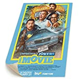 Yaostar Impractical Jokers Size:24inchx36inch,High-Definition Patterns are Printed Posters, Movie Poster