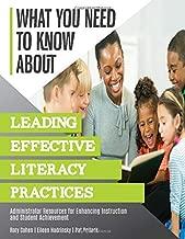 Best effective literacy practice Reviews