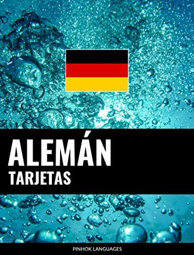 Tarjetas en alemán: 800 tarjetas importantes alemán-español y español-alemán