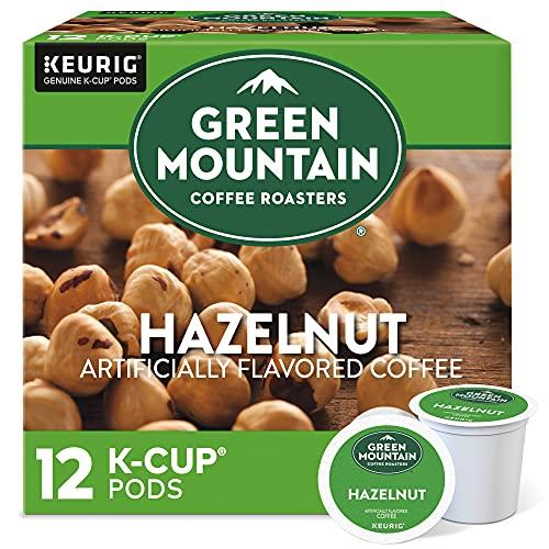 Green Mountain K-Cups, Hazelnut, 12 ct