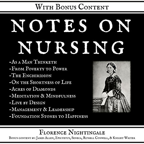Notes on Nursing: What it is, and What it is Not cover art
