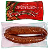 Hungarian Brand Smoked Pork Sausage, 'Gyulai Kolbasz', 2 Links per Pack