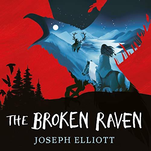 『The Broken Raven』のカバーアート