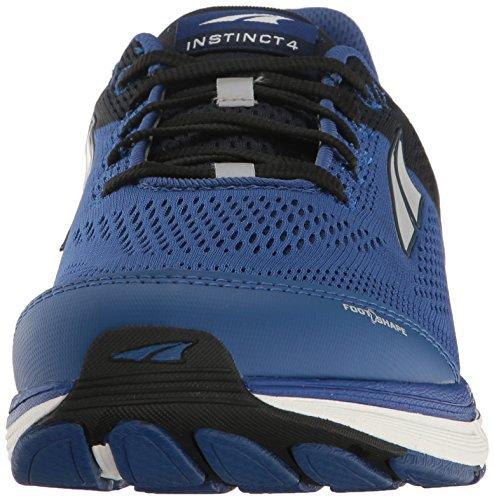 ALTRA Men's Instinct 4 Running Shoe, Royal Blue/Black, 13 M US New York