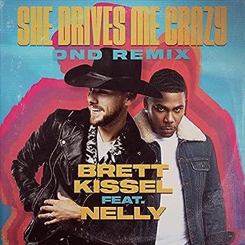 She Drives Me Crazy (DND Remix)
