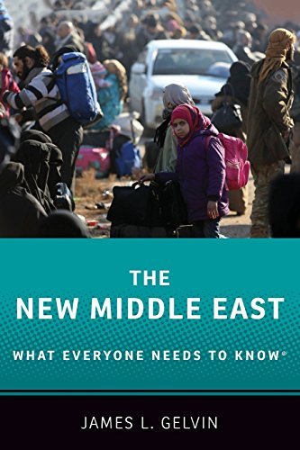Compare Textbook Prices for The New Middle East: What Everyone Needs to Know® 1 Edition ISBN 9780190653989 by Gelvin, James L.