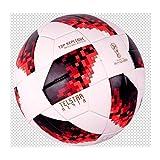 Pour les fans de la Coupe du monde de football 2018 - Cadeau pour les amateurs de football - Ballon normal - Matériau PU - Cadeau d'anniversaire pour garçon