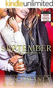 Man of the Month Club: SEPTEMBER: A Single-Parent Hot Shot of Romance Quickie