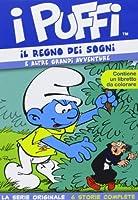 I Puffi - Il regno dei sogni(+libretto da colorare) [(+libretto da colorare)] [Import anglais]